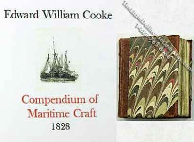Miniature Book: \'Compendium of Maritime Craft\'