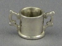Christening Cup (Silver) by Don Henry