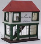 "1/144"" Scale Old Curiosity Shop Kit"