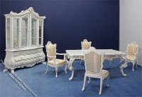 Miniature Limited Edition Antoine Dining Room Set for Dollhouses