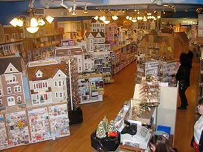 Little Dollhouse Company Canadian Source For Doll Houses Kits And Furniture In Our Dolls House Store