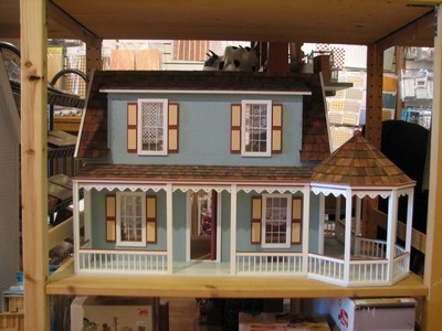 Over 85 Assembled And Built Dollhouses In Our Toronto Store