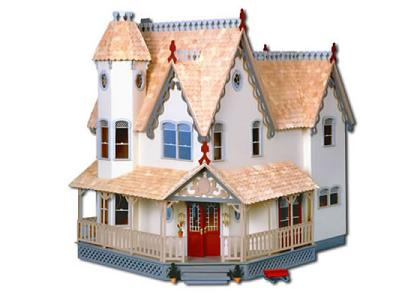 Pierce Dollhouse Kit, Greenleaf 8011 - Click Image to Close