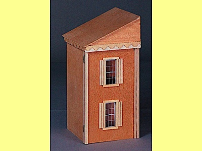 Real Good Toys 460, Lilliput Strawberry Dollhouse Wing Addition