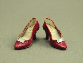 Shoes by Judith Blondell