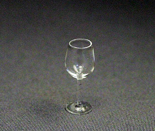 Dollhouse Scale Model Port Glass